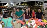 Cleiton Roque apóia Feira Regional do Artesanato