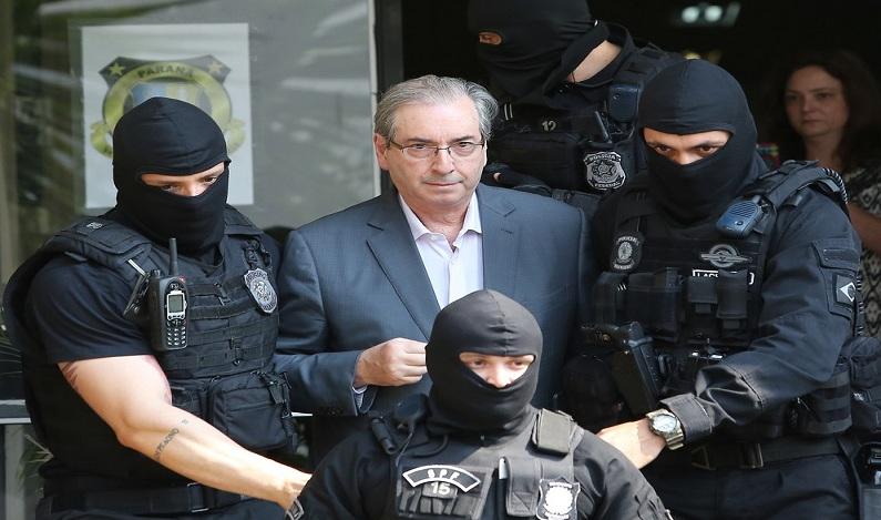Eduardo Cunha pode ser solto no fim do mês