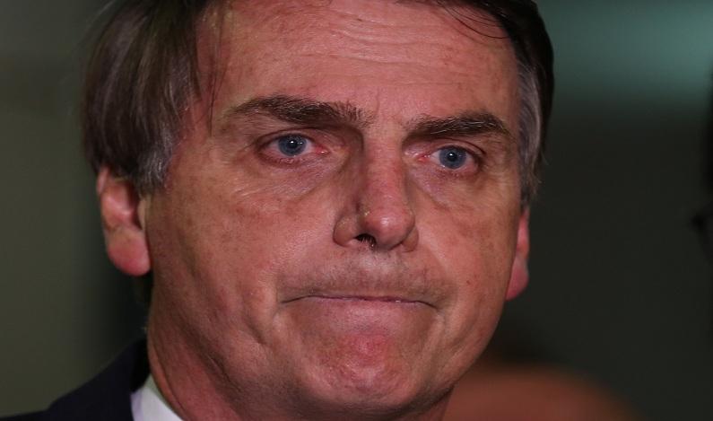Brasil sairá da 'ONU comunista' se eu for eleito, diz Bolsonaro
