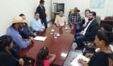 Jean Oliveira cobra Luz para Todos na Linha 40 de Candeias do Jamari