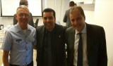 Lindomar Garçon juntamente com Prefeito Hildon Chaves buscam terreno para construir CPA