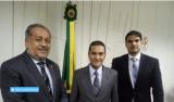 Luiz Cláudio pede a ministro apoio ao produtor rural de Rondônia