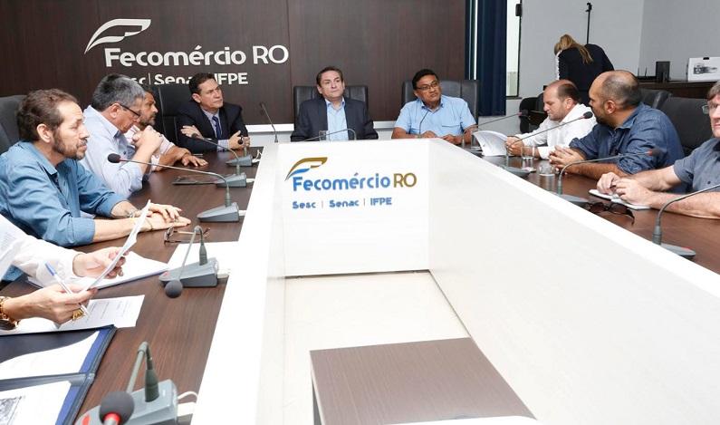 Nota da Fecomércio-RO, CDL e Associação Comercial de Rondônia sobre a nova contribuição de iluminação pública