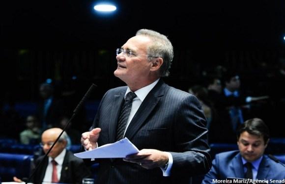 Renan Calheiros apresenta requerimento para criação da CPI dos supersalários