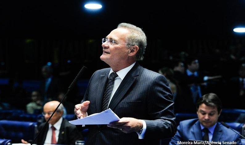 'O Michel presidente fala coisas, mas não faz', dispara Renan Calheiros