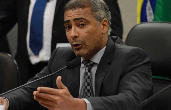 Romário pede pensão às famílias de vítimas de acidente da Chapecoense