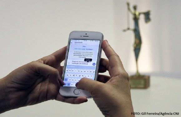 Juízes do Trabalho adotam WhatsApp na conciliação de conflitos