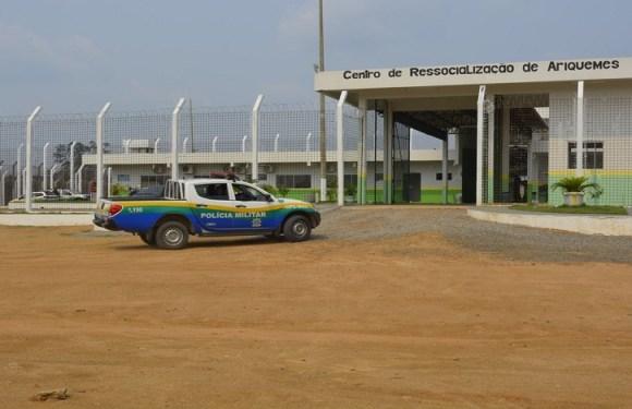 Presídio inaugurado há dois meses tem 2ª fuga em massa de presos, em RO