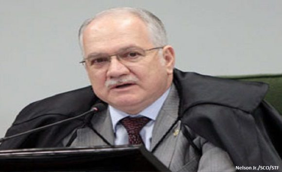 Fachin homologa delação premiada do publicitário Duda Mendonça