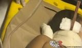 Durante brincadeira, criança tem madeira atravessada no pescoço