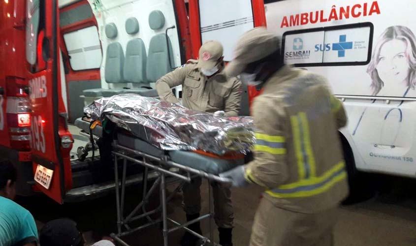 Quatro mulheres são baleadas em porta de casa de shows em Ariquemes; grávida de apenas 16 anos morreu