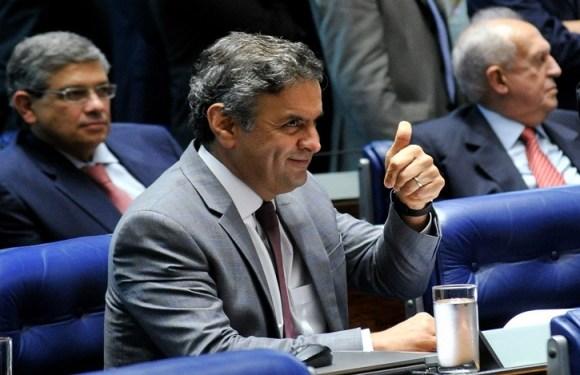 Ministro do STF dá mais prazo para Aécio responder questões sobre J&F