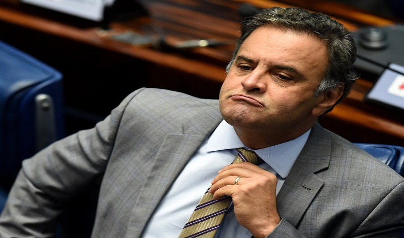 AO VIVO: Senado abre votação sobre Aécio Neves