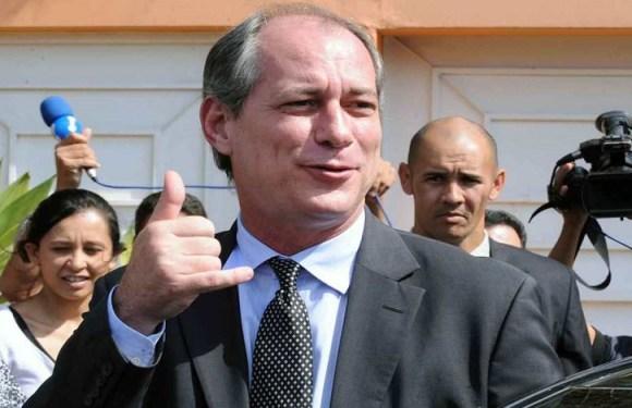 """""""O eleitor do Bolsonaro é meu"""", diz Ciro Gomes"""