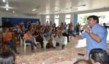 Cleiton Roque agradece parcerias em solenidade de entrega de carteiras de identidade e equipamentos para UBS