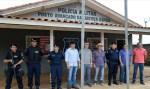Atendendo pedido de Cleiton Roque, comandante geral da PM visita Distrito de Pacarana