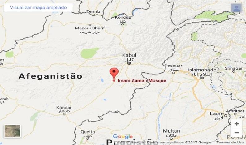 Homem-bomba se explode em mesquita de Cabul e mata ao menos 30 pessoas