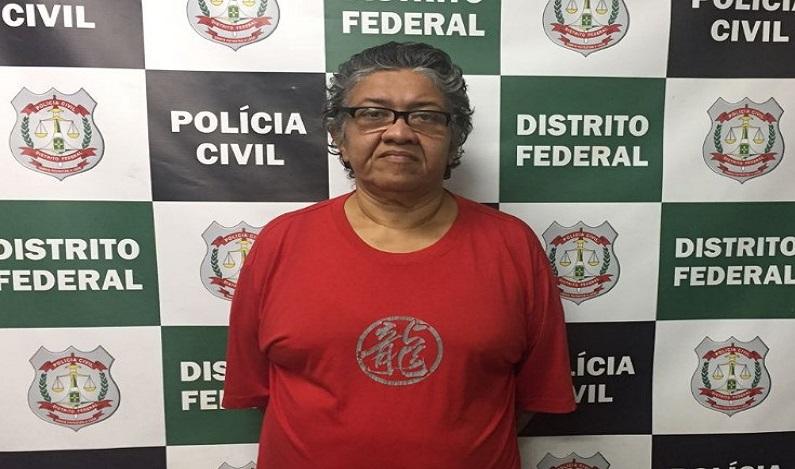 Polícia prende mulher de 49 anos por golpe do falso emprego no DF