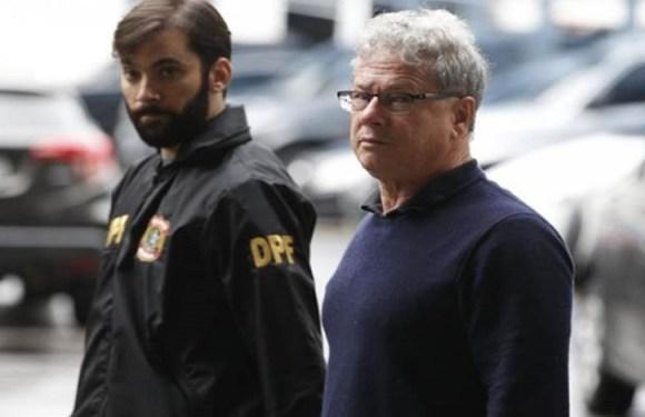Justiça decreta nova prisão do empresário Jacob Barata Filho
