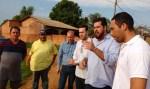 Jean Oliveira leva 5 km de asfalto para as ruas do Socialista