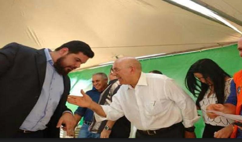 Jean Oliveira solicita ao DER nova ponte no distrito de Nova Geaze em Alta Floresta D'Oeste