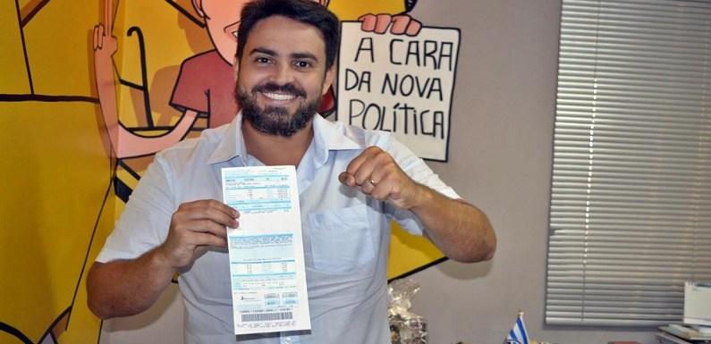 Deputado Léo Moraes garante que bandeira vermelha não será cobrada dos rondonienses