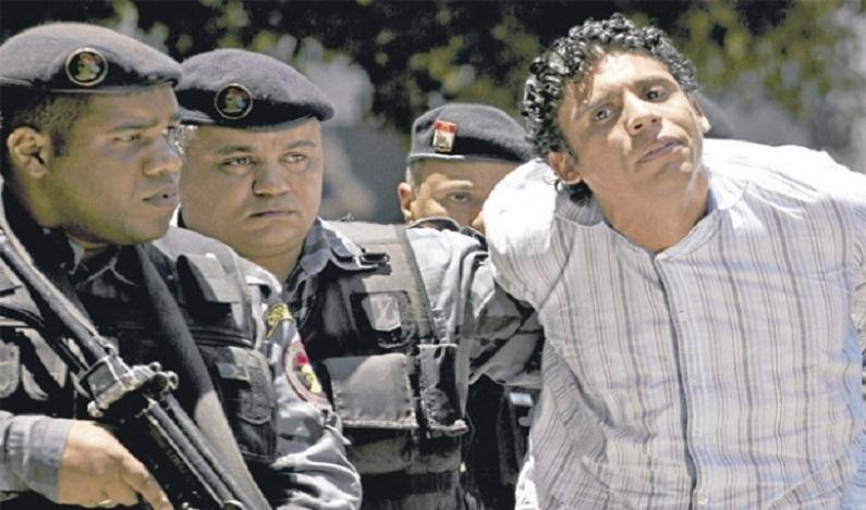 Ex-líder de quadrilha da Rocinha, Nem é condenado a 66 anos de prisão