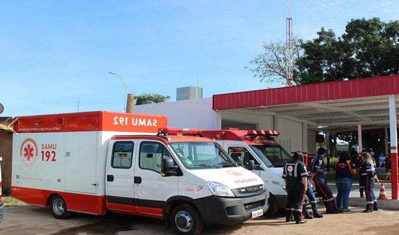 Governo libera R$ 33 milhões para ampliar atendimento do Samu