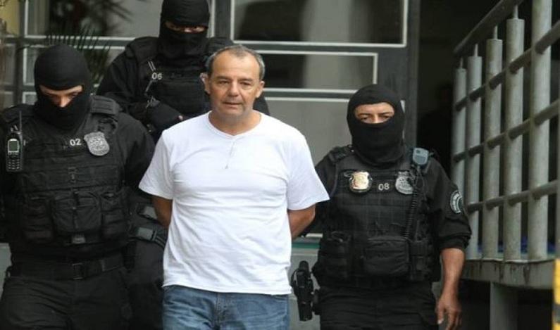 STJ nega pedido da defesa, e Sérgio Cabral será transferido para presídio federal