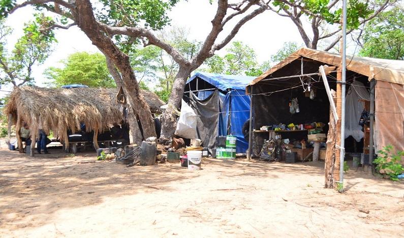 Onze trabalhadores em condição análoga a de escravo são resgatados no Pantanal de MS