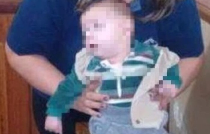 Bebê que estava desaparecido no PR foi enterrado em pedreira após morrer afogado durante banho