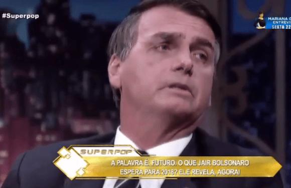 Assista a íntegra da entrevista de Jair Bolsonaro na Rede TV!