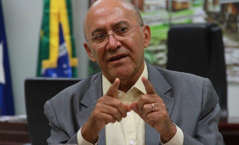 TCE rejeita contas de governador de Rondônia Confúcio Moura