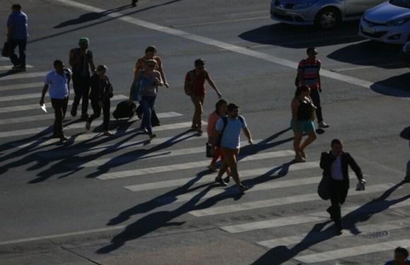 Pedestres e ciclistas poderão ser multados em 2018