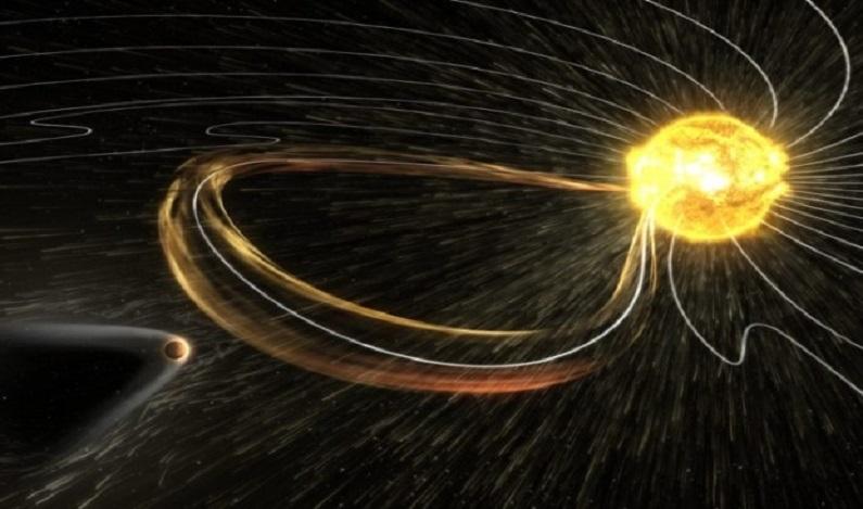 Tempestade magnética atinge a Terra hoje e pode dar dor de cabeça