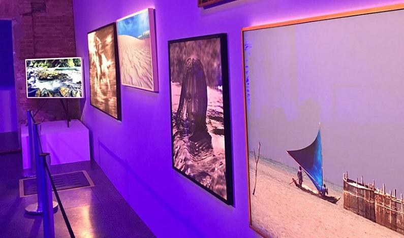 """Samsung lança linha de TV """"The Frame"""" que substitui quadros de arte"""