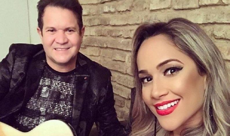Ximbinha diz que vai processar cantora que deixou sua banda
