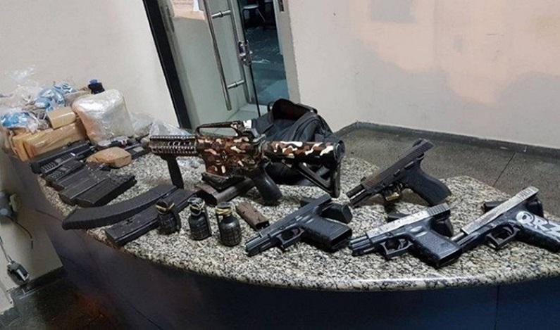 Operação do Bope termina com cinco homens mortos no RJ