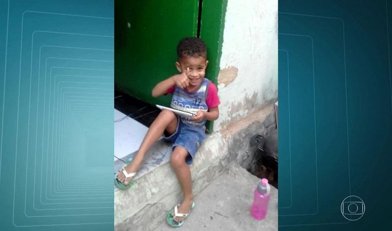 Criança de 3 anos atingida por bala perdida no RJ tem morte cerebral confirmada