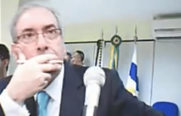 Assista à íntegra do depoimento de Eduardo Cunha ao juiz Vallisney de Oliveira