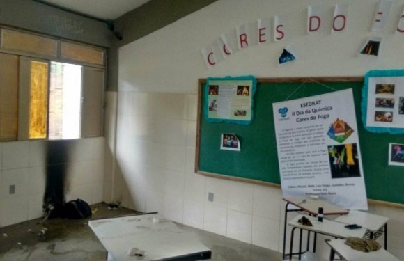 Adolescentes ficam feridos após incidente em atividade de química em escola de Viçosa (MG)