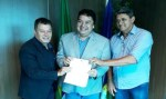 Deputado Edson Martins destina R$ 80 mil para prefeitura de Rio Crespo