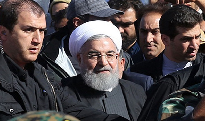 Presidente iraniano declara fim do grupo Estado Islâmico