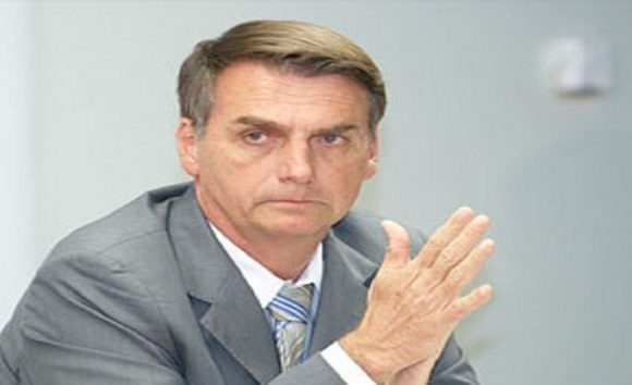 """""""Temer já roubou muito, meu discurso ele não vai roubar"""", diz Bolsonaro em vídeo"""
