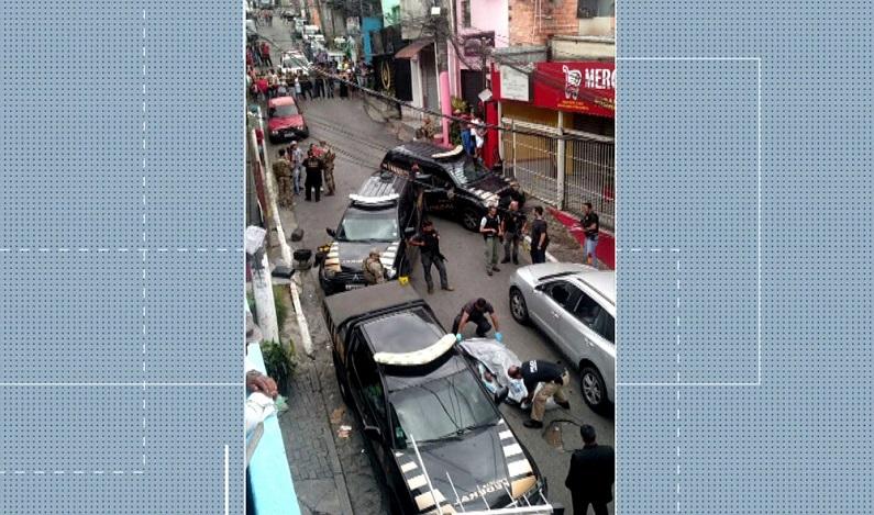 Homem morre após ser alvo de tiros da PF por não parar durante operação em SP