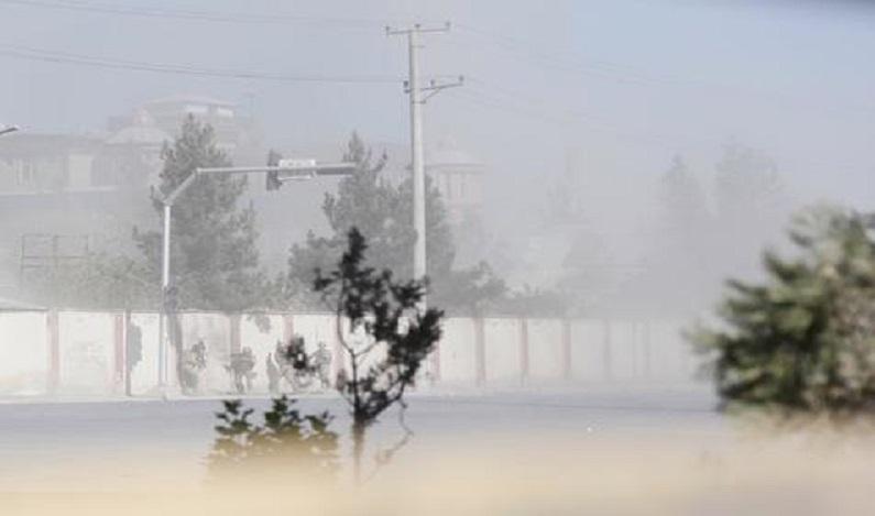 Terroristas atacam rede de televisão no Afeganistão e deixam 2 mortos