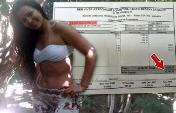 Salários de R$ 13 mil para enfermeira no Maranhão levaram PF a descobrir rombo de R$ 18 milhões