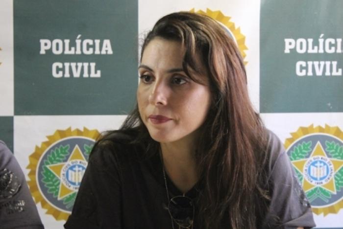 No Rio de Janeiro, nem delegada escapa de ser assaltada