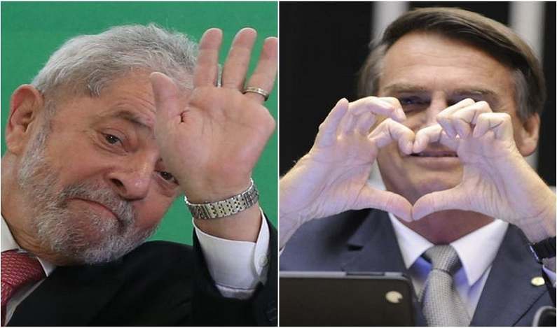 TSE julga se Lula e Bolsonaro fizeram campanha antecipada na internet