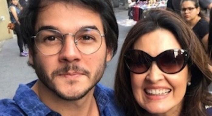 Novo namorado de Fátima Bernardes é de Recife e tem 29 anos